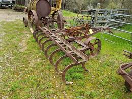West Auctions - Auction: Online Auction of ATVs, Boats, Farm Equipment,  Tools, and More ITEM: Vintage Farm Equipment