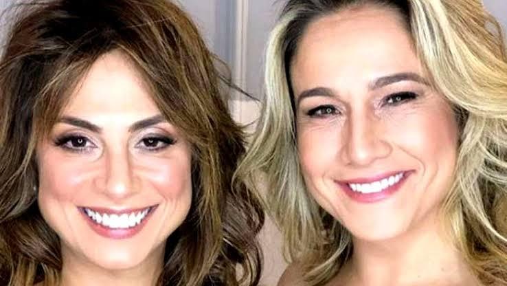"""Resultado de imagem para Fernanda Gentil & Priscila Montandon terminam"""""""