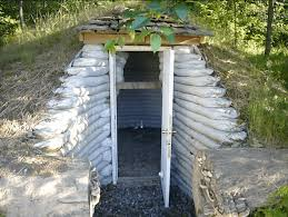 diy root and food cellars or shelters