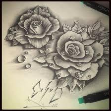 رسومات بالرصاص ورد الورد تعبيره الحب مساء الورد