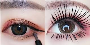 eye makeup natural tutorial pilation