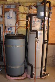 how to clean the your hot water tank by