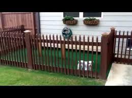 Backyard Dog Kennel Idea Easy Diy Youtube Diy Dog Run Dog Kennel Diy Dog Kennel