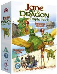 Jane and the Dragon: Collection (DVD): Tajja Isen, Adrian Truss | DVD | Buy  online in South Africa from Loot.co.za