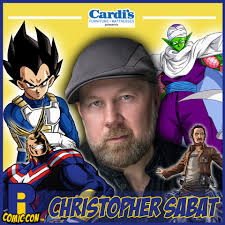 Please welcome Christopher Sabat to... - Rhode Island Comic Con ...