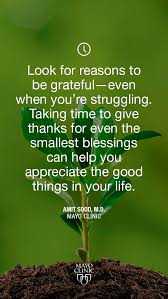 look for reasons to be grateful grateful quotes healthy