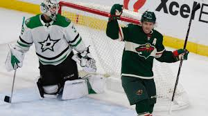 Zach Parise nets lone goal as Wild fall 3-1 to Stars