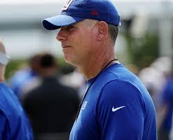 New York Giants coach Pat Shurmur right at home in Michigan