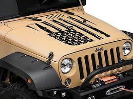 Jeep Decals Stickers Hood Decals Wrangler Extremeterrain