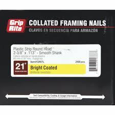 grip rite 2 3 8 x 113 framing nail