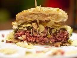 bobby flay s green chile cheeseburger