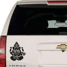 Elephant Hindu Buddha Decal Sticker For Auto Car Truck Window Bumper Wall Laptop Ebay