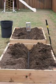 diy drip irrigation system to water