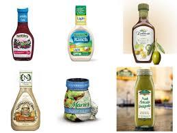 taste test healthy salad dressings