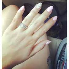 oval shaped acrylic nails best nail