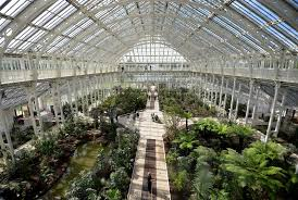 world s largest victorian glasshouse