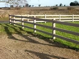 Norwich Fencing Fence Panels Equestrian Paddock Post Rail