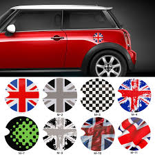 Gas Fuel Tank Cap Vinyl Cover Sticker Decals Decoration For Mini Cooper S One F55 F56 R55 R56 R60 R61 Car Styling Accessories Wish