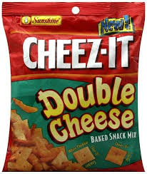 cheez it double cheese baked snack mix