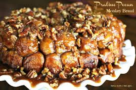 praline pecan monkey bread
