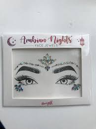 barry m arabian night face jewels