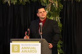 Aaron Nelson, 2020 Solutions, Small Biz of the Year - WhatcomTalk