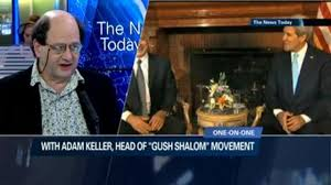 Adam Keller or the Gush Shalom movement sits down with i24news - video  dailymotion