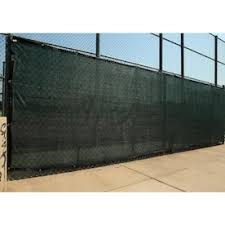 Ncsna 6 Ft X 50 Ft L Dark Green Hdpe Chain Link Fence Screen In The Chain Link Fence Screens Department At Lowes Com