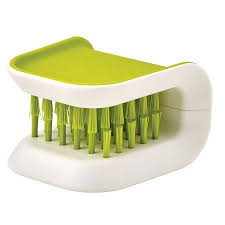Escova Segura p/ Limpeza de Facas e Talheres - Utifácil I ...