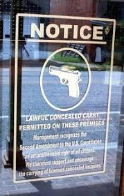 Pro Gun Signage Gunminion