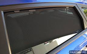 Are Fixed Shades Curtains In Cars Legal We Ask Jpj Paultan Org