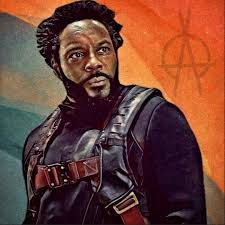 ArtStation - Chad Coleman as Fred Johnson OPA The Expanse, Orion ...