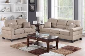 bobkona shelton linen like 2 piece sofa