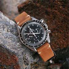 oak classic vintage leather watch band