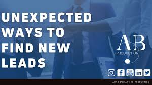 Unexpected Ways to Find New Leads - YouTube