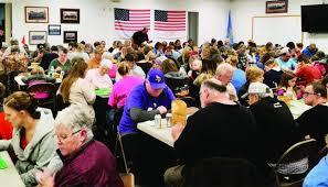 Milbank Firemen's Turkey Bingo | Grant County Review