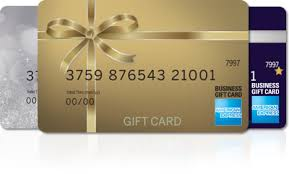 american express gift card use