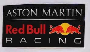 Aston Martin Red Bull Racing Official F1 Souvenir Vinyl Sticker 2020 Ebay