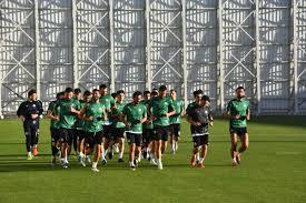 Konyaspor, Alanyaspor maçı hazırlıklarını tamamladı