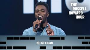 Mo Gilligan - Rastafarian nursery ...