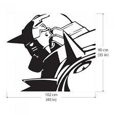 Alphonse Full Metal Alchemist Manga Anime Vinyl Wall Art Decal