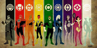 dc ics superhero green lantern
