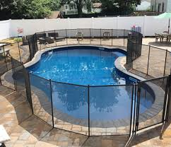 Baby Guard Pool Fence Long Island Baby Guard