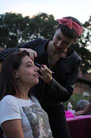 event sponsorship 50s hair makeup