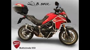 ducati multistrada 950 crash bars you