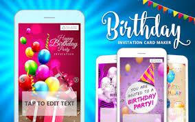 Invitaciones De Cumpleanos For Android Apk Download