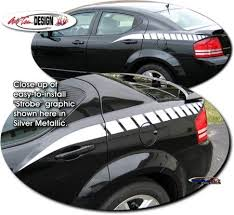 Body Side Strobe Graphic 1 For Dodge Avenger Dodge Avenger Avengers Dodge