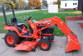 riding mower lawn tractor or garden