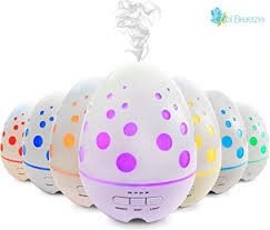 Amazon Com Aromatherapy Essential Oil Diffuser Large 400 Ml Best Aroma Diffuser For Kids Room Spa Home Ultrasonic Cool Mist Humidifier Runs 8 Hrs Waterless Auto Shut Off 7 Color Led Lights Health