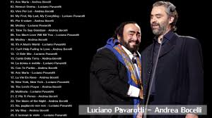 Andrea Bocelli,Luciano Pavarotti Greatest Hits - Andrea Bocelli ...